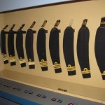 Naval Ranks Display