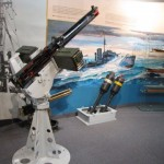 Naval Gun Display