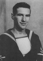 Leading Seaman William Bruce