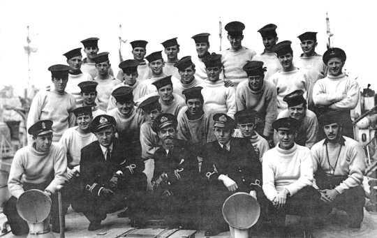 Crew of MTB 726