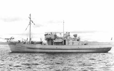 HMCS DAERWOOD
