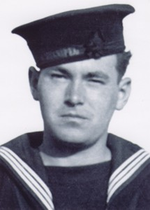 Ordinary Seaman Clifford John RASMUSSEN