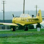 Harvard. Located at the Air Park at Shearwater. Photo by Brian Mutcher.