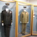 Naval Uniforms Display
