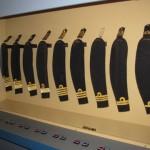 Naval Ranks Display