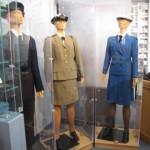 Display of Wren Uniforms