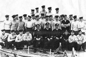 Crew of MTB 736 (Photo and names provided by Herb Gibbings)