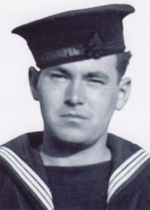 Ordinary Seaman Clifford John RASMUSSEN